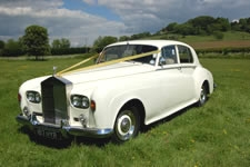 Rolls Royce wedding car - 1965 Silver Cloud