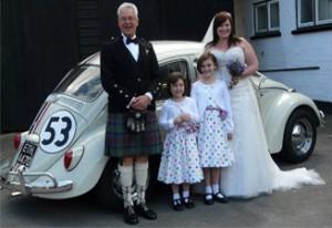 1966 Herbie Volkswagen Beetle