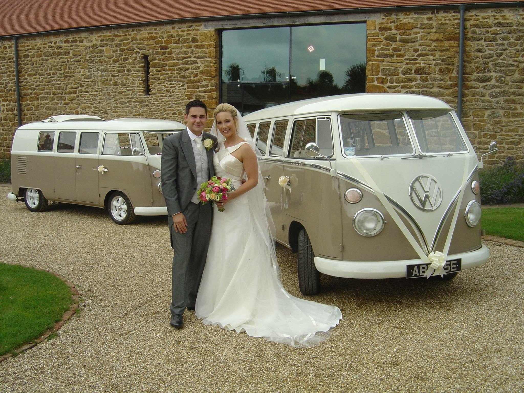 Volkswagen wedding car hire - Special Day Cars