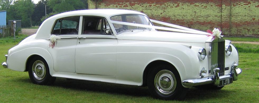 Rolls Royce Silver Shadow Mk II