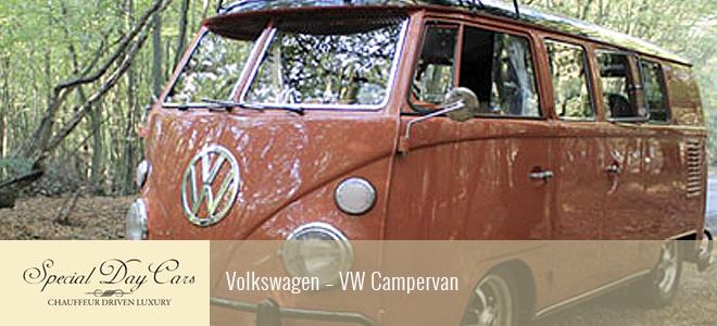 VOLKSWAGEN – VW CAMPERVAN