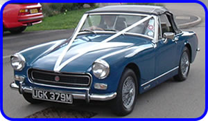 MG Midget - Something for the boys?