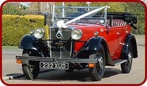 Heidi Our 1933 Morris 10-4 Tourer