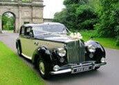 Ivory Bentley tourer